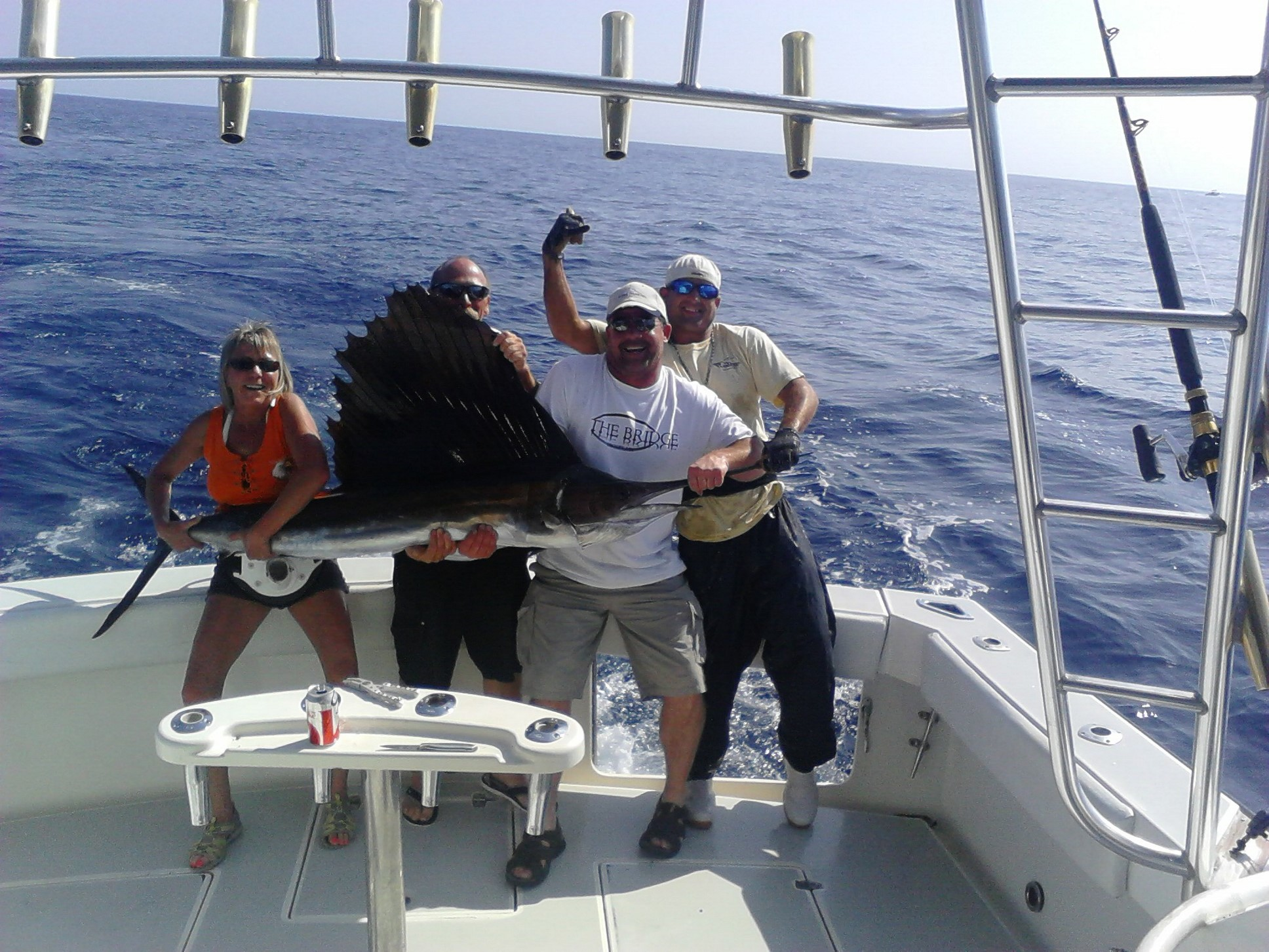 Key largo fishing key largo sport fishing for Key largo fishing report