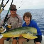 Key Largo Dolphin Fishnig