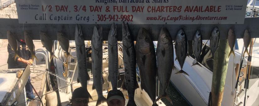 Key largo florida keys fishing reports key largo sport for Key largo fishing guides